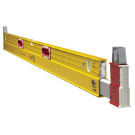 Stabila 35610 106T Extendable 6 to 10 foot Plate to Plate Level