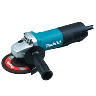 Makita 9558PB 5 Inch Angle Grinder with Paddle Switch