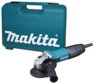Makita GA4030K 4 Inch  6 AMP 11000 RPM Angle Grinder With Case