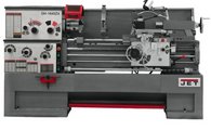 Jet 321930 GH-1640ZX 230/460V 3PH Large Spindle Bore Precision Metalworking Lathe