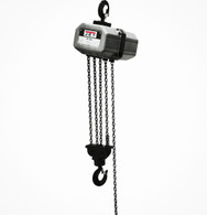 Jet 511500 5SS-1C-15 5 Ton 115/230V 15 Foot Electric Lift Chain Hoist