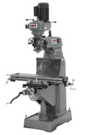Jet 690036 JVM-836-1 230V 1PH 1 1/2HP 115/230V Vertical Milling Machine