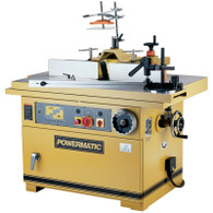 Powermatic 1791284 TS29 7.5HP 3PH 230/460V Shaper With Sliding Table