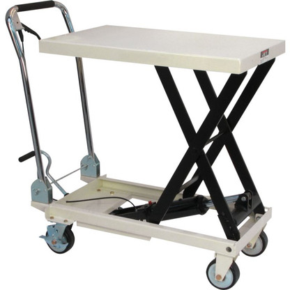 Jet 140771 Slt 330f 330 Lb Scissor Lift Table Folding Handle