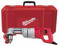 Milwaukee 3107-6 1/2 inch D-Handle Right Angle Drill Kit