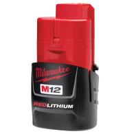 Milwaukee 48-11-2401 12 Volt Lithium Ion M12 Battery
