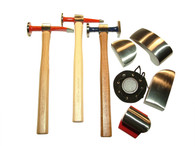 Dagger Tools CP07K Panel Beater Hammer And Dolly Kit