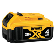 Dewalt DCB204 20V XR L-Ion Battery Pack