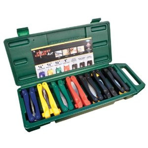 FastCap PC-Kit Pocket Chisel Kit With Hard Shell Case