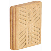 Festool 495661 450 Pieces  4x17x20 mm Domino Tenon Beech