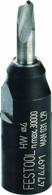 Festool 495663 4mm Domino Cutter