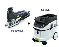Festool P36561097 CT 36 E/PS 300 EQ Package Deal