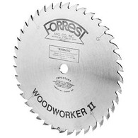 Forrest WW10407125 WoodWorker 2 10 inch Saw Blade 40T