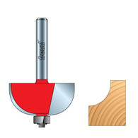 Freud 30-108 Cove Router Bit 2 Inch 1/2 Inch Shank