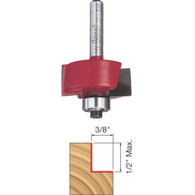 Freud 32-100 Cove Router Bit 1-1/4 Inch 1/4 Inch Shank