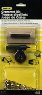 General Tools 71260 Grommet Kit 1/4 inch Utility