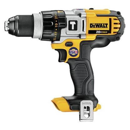 Dewalt DCD985B 20V MAX Li-Ion Premium 3 Speed Hammerdrill Bare Tool