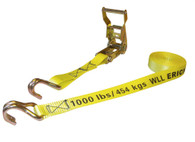 Erickson 51316 1 In X 15 Ft Ratchet Tie-Down Strap