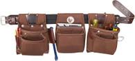 Occidental Leather 8385 Stronghold Rough Framer Tool Bag Set