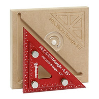 Woodpeckers PTR46SET 4 Inch And 6 Inch Precision Triangle Set