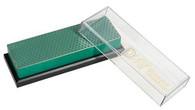 DMT W6EP 6 Inch Extra Fine Diamond Whetstone Sharpener With Plastic Box