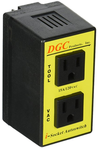 Dgc Products Is110m I Socket 110m Tool And Vacuum Switch
