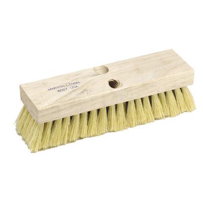Marshalltown 16527 10 Inch X 2 7/8 Inch Deck Scrub Brush