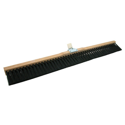 Marshalltown 16630 30 Inch Large Wood Concrete Broom (Head Only)