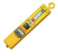 Tajima LCB-50D 3/4 In 15 Pt 10 Pack Replacement Blade Dispenser
