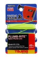 Tajima PC-ITOL Plumb-Rite Heavy Gauge Braided Replacement Plumb Line