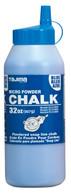 Tajima PLC2-B900 Micro Chalk Ultra-Fine Snap-Line Chalk Blue 32 Oz