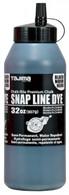 Tajima PLC3-BK900 Snap-Line Dye Semi-Perm Snap-Line Ink Black 32 Oz