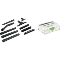 Festool 497697 Compact Cleaning Kit in T-Loc Systainer