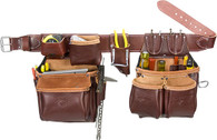 Occidental Leather 5530 Stronghold Big Oxy Tool Belt Pro Framer Set