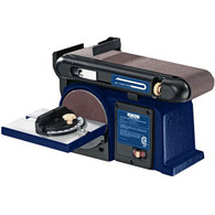 Rikon 50-112 Sander w/ 4 Inch by 36 Inch Belt and 6 Inch Disc