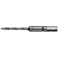 Festool 492512 CE HSS 3mm Steel Drill Bit