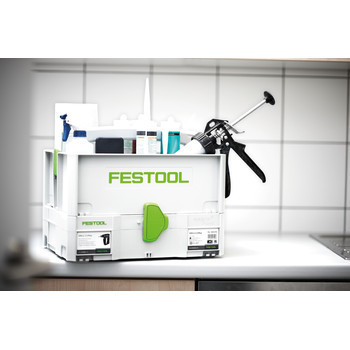 Festool 495024 Sys 1 Toolbox Open Top Systainer with Handle