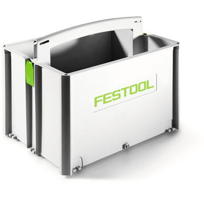 Festool 499550 Sys 2 Toolbox Open Top Systainer with Handle
