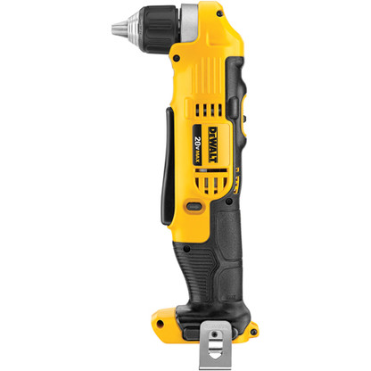 DeWalt DCD740B 20V 3/8 In. Max Li-Ion Cordless Right Angle Drill Driver - Bare Tool Only