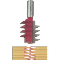 Freud 99-037 Finger Joint Router Bit 1 3/8 Inch Diameter, 1/2 Inch Shank