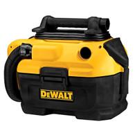 DeWalt DCV581H 18-20V Max Li-Ion Max Cordless Corded Wet-Dry Vacuum