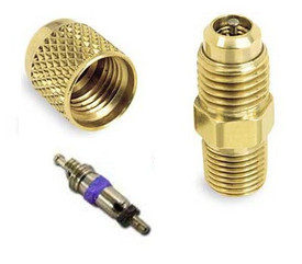 Replacement Schrader Valve Fuel Injection Rated 1 8 Quot Npt