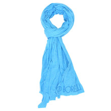 Borelli Active Performance Scarf in Founders Blue | Borelli at Fire and Shine | Womens scarves and accessories