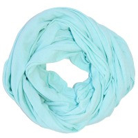 Active performance scarf in sea glass | Borelli at Fire and Shine | Womens accessories