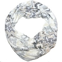 Cuzco Drift Infinity Scarf | Borelli at Fire and Shine | Womens accessories