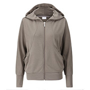 Jam Jacket - Calm Grey   Wellicious at Fire and Shine   Womens Jacket and Hoodies