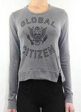 Sundry - Citizen Zip Pullover - Coal