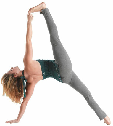 Twisted seam legging yoga tights | Hyde at Fire and Shine | Women's leggings