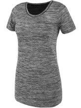 Forever Seamless Tee | Running Bare at Fire and Shine | Tops