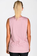 Easy Rider Crew Tank | Running Bare at Fire and Shine | Womens Tanks